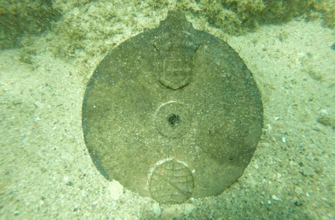 Vasco da Gama shipwreck