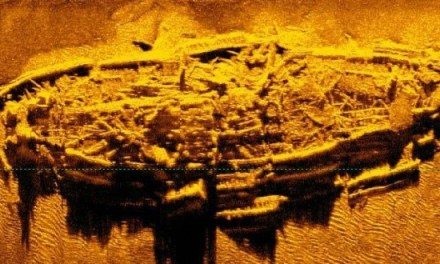 civil war shipwreck discovered near oak island (PHOTO)