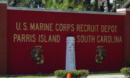 parris island recruit dies, Investigation Underway