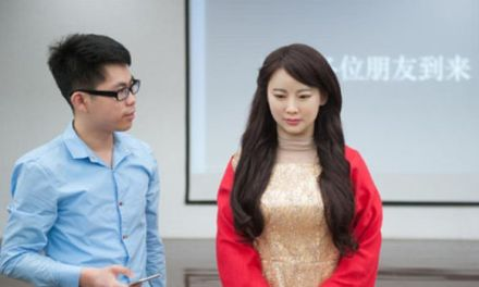 Jia Jia robot: Is The Sexist Robot yet?
