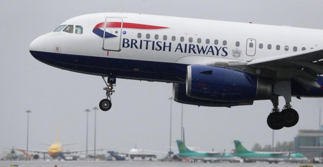 Plane hit by drone headed to London's Heathrow