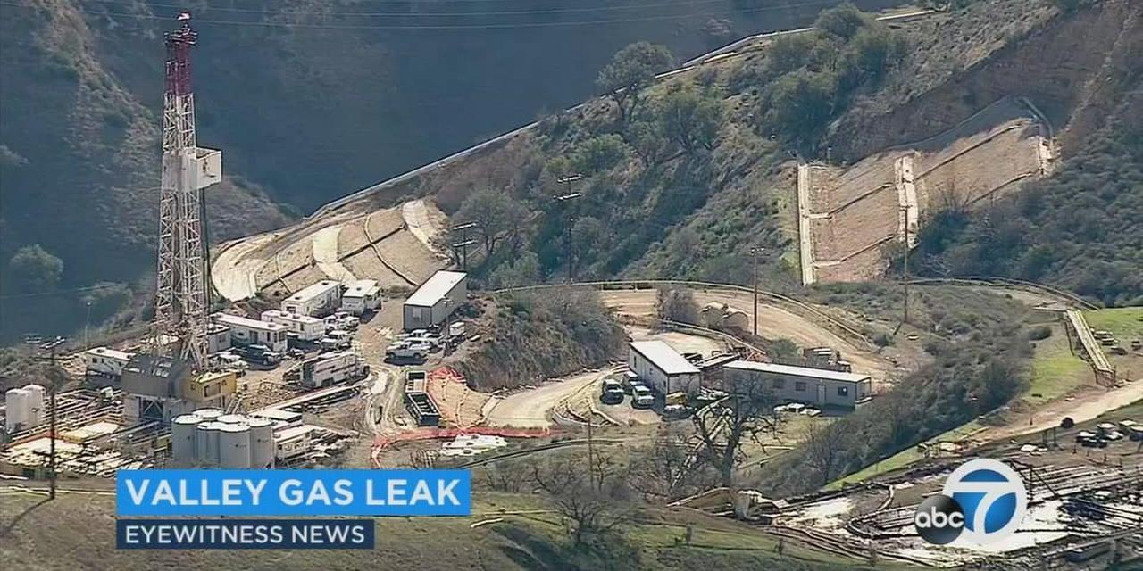 Porter Ranch gas leak task force assembled