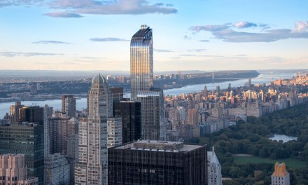 $250 million trophy apartment one57 Dubbed Billionaires' Row