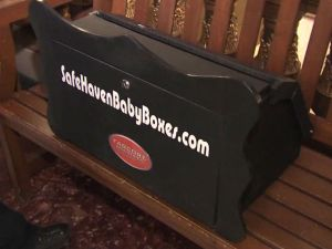 'Safe Haven Baby Boxes' Installed In Indiana