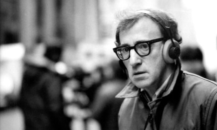 Woody Allen Opens Up About Much Younger Wife
