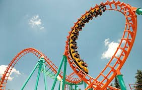 Amusement park power outage strands people on ride