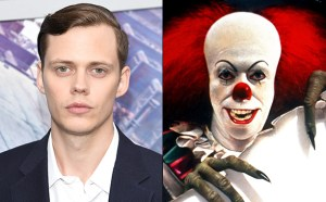 Bill Skarsgard Cast As Pennywise In Remake Of Stephen King's IT