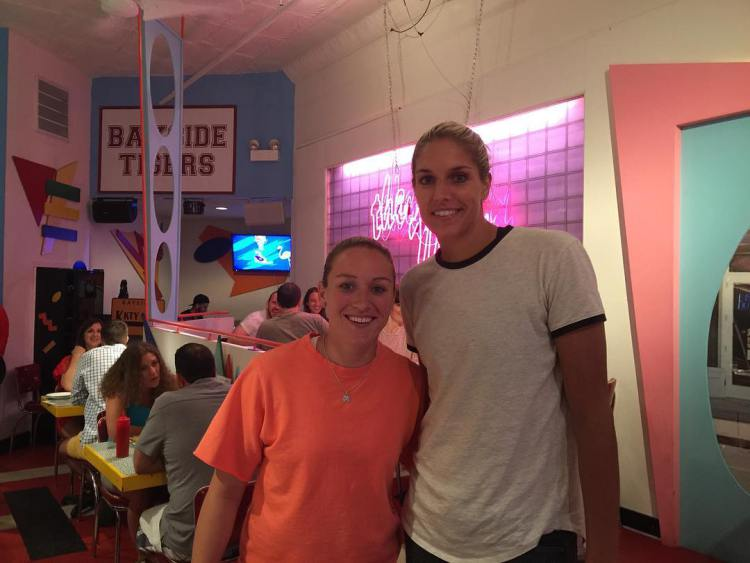 Elena Delle Donne Announces She Is Gay