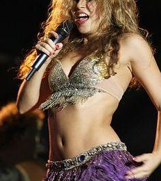 Shakira Posts Video of Herself Dancing and Singing in Recording Studio