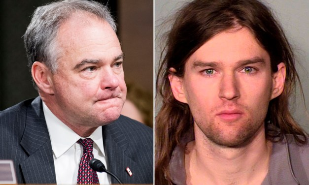 Tim Kaine Son Arrested By 3 Cops And Chemical Spray