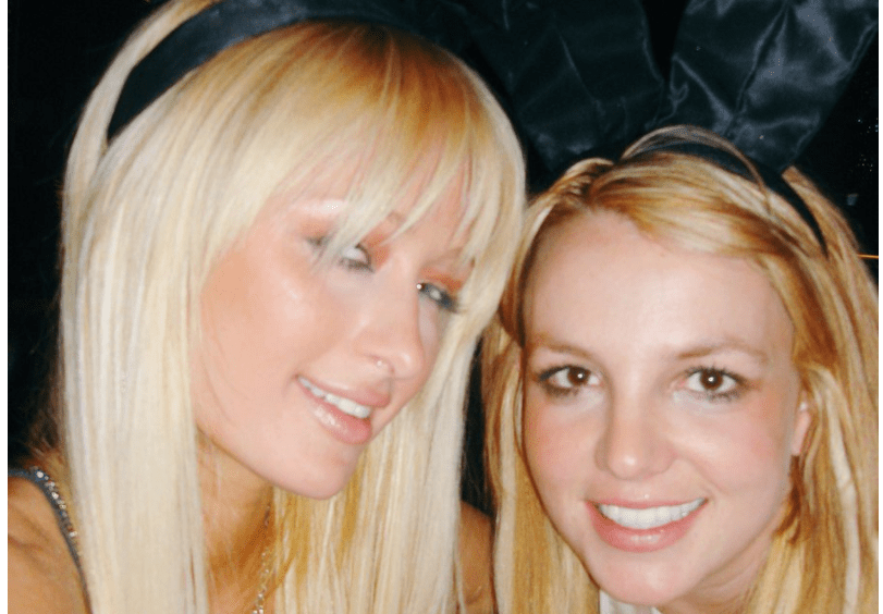 "Paris Hilton Claims: ""Me & Britney invented the selfie"""