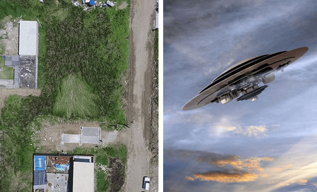 Alien Hunters Say Mysterious Craft May Have Crashed in UFO Hotspot