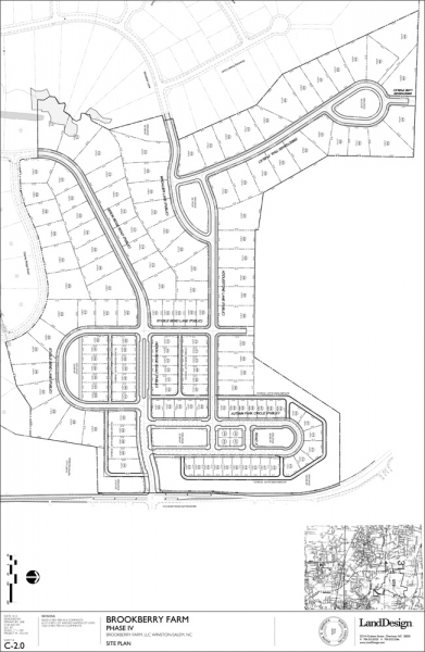 Darren Burke Construction Co. » Projects » Neighborhoods