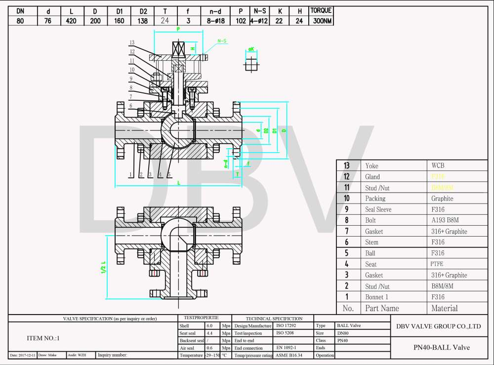 medium resolution of q44f 40 ps we also can do according to customer s requirements three ways ball valve manufacturer