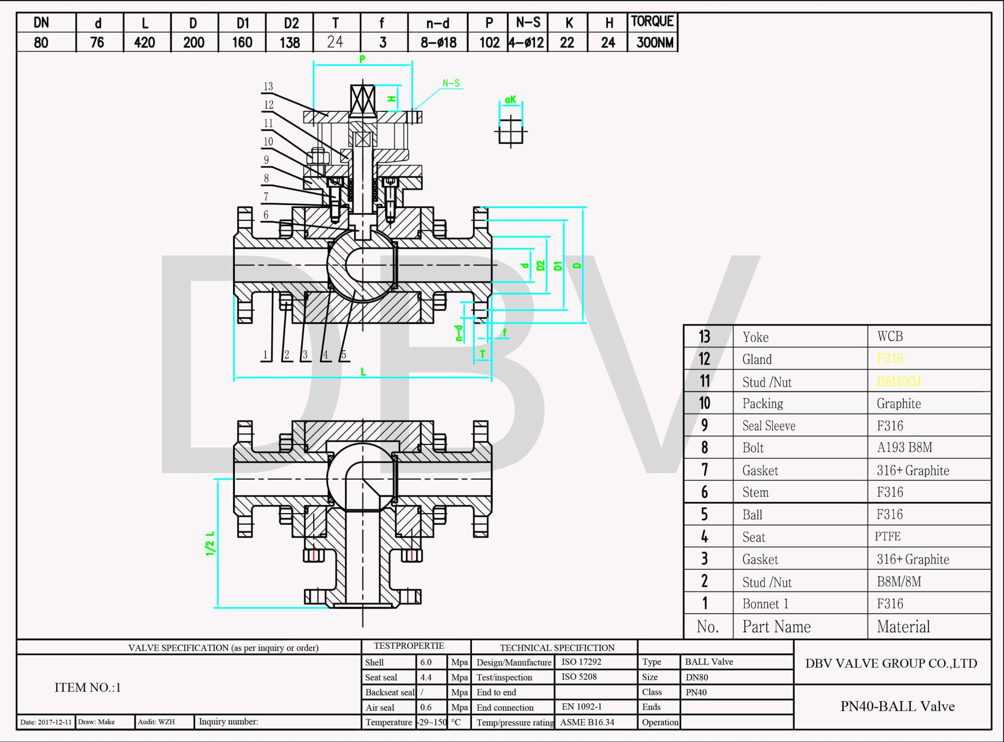hight resolution of q44f 40 ps we also can do according to customer s requirements three ways ball valve manufacturer