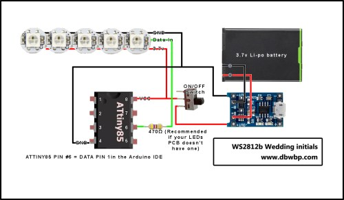 small resolution of initial led wiring simple wiring schema 6 volt automotive led bulbs initial led wiring wiring diagrams