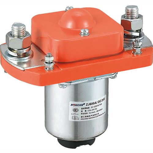 ZJ600A DC Contactor - China Nanfeng Electric