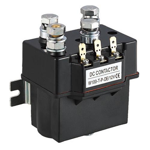 ZJWTP100 DC Contactor - China Nanfeng Electric