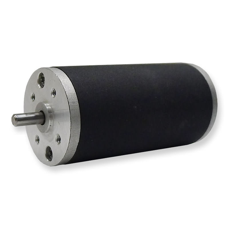 12 - 24v Permanent Magnet DC Motor 67mNm at 5100rpm 56-78mm Length 29W 2.92A