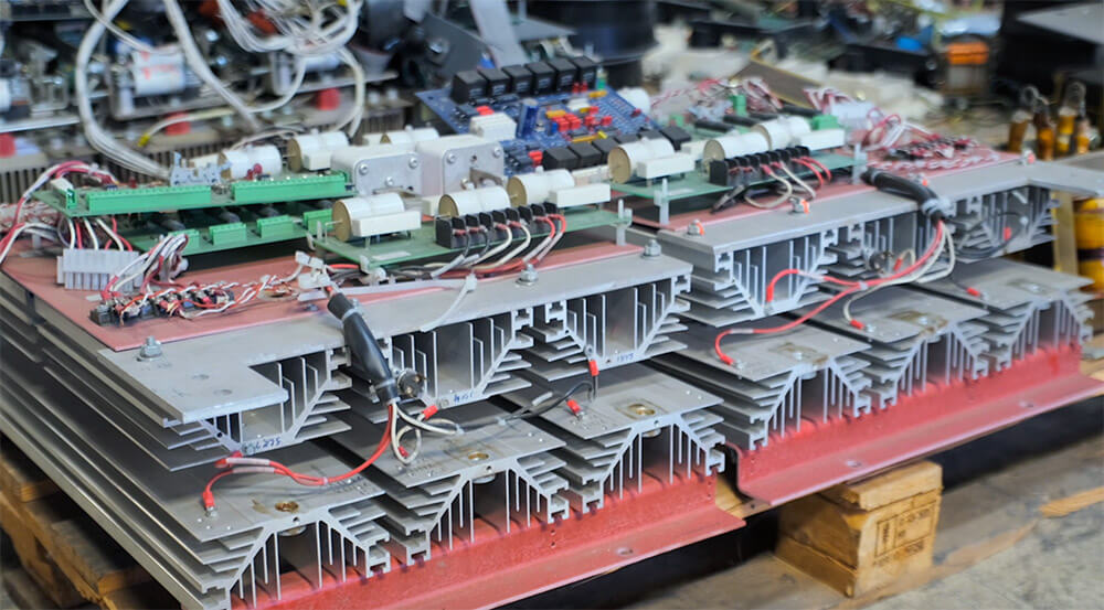 critical power supply components