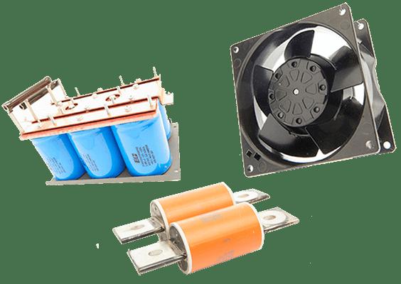 uninterruptible power supply maintenance parts