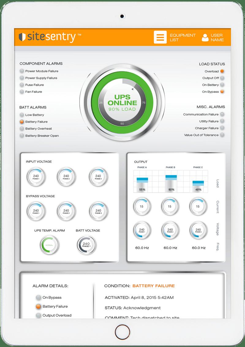 ups monitoring software