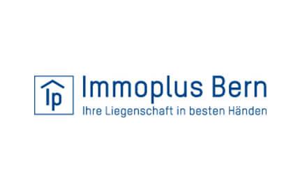 Logo Immoplus Bern