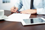Government contract pricing services