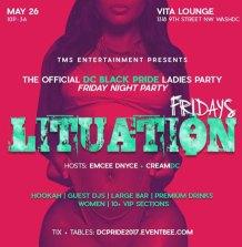 DC Friday #Lituation