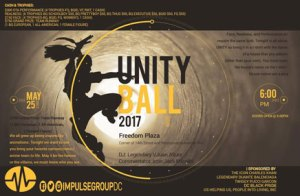 Unity Ball 2017