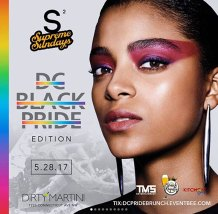 DC Black Pride Brunch