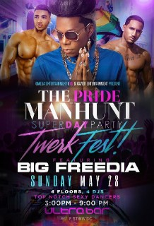 The Pride Manhunt Super Day Party