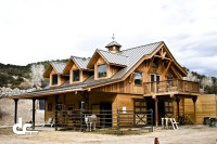 Barn With Living Quarters Builders from DC Builders