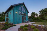 Barn-Style Office In Stillwater, Oklahoma - DC Builders