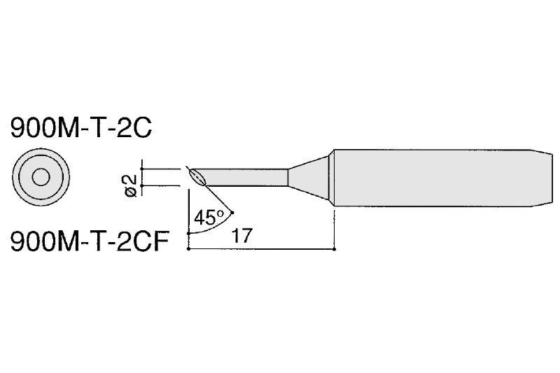 T-2C Diagram