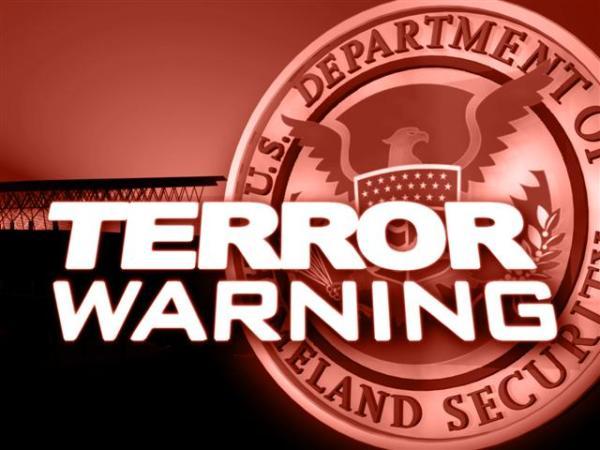 terror warning