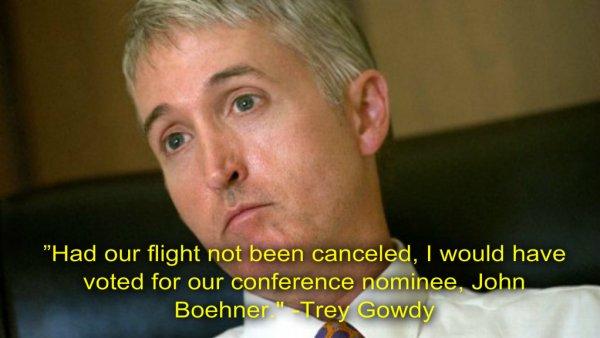 gowdy endorses boehner