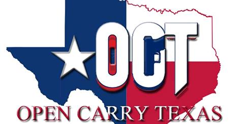 open carry texas