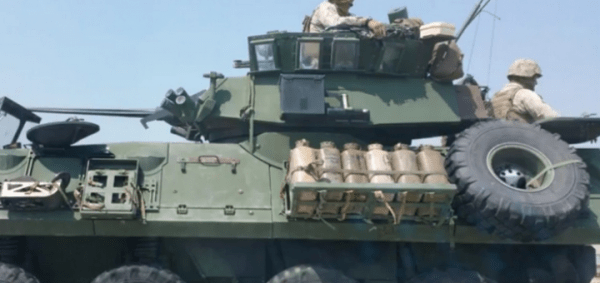 """VIDEO of """"Jade Helm 15″ Style Military Ops on I-95 in South Carolina"""
