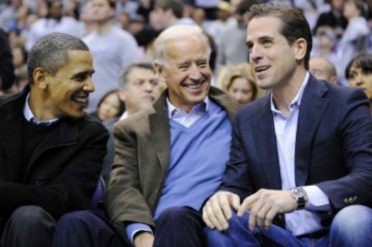 Joe Biden's Son Gets Caught with Ashley Madison Account - Claims America's Enemies Created the Account