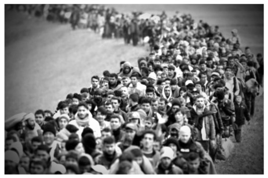 Thousands of Muslim Invaders Now Disappearing from Migrant Camps