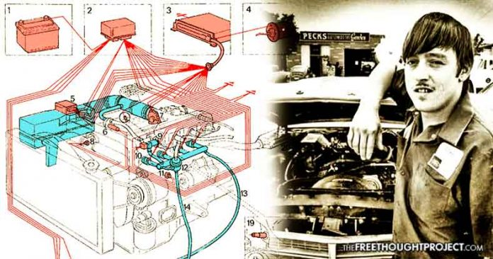Inventor Mysteriously Dies After Creating Device That Lets Any Car Get 100 Miles Per Gallon