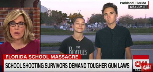The crisis actors of Florida Parkland School shooting