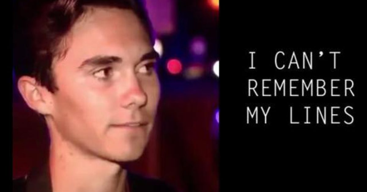 School Shooting Scrubbing Begins: Facebook & Youtube Purge Posts About David Hogg