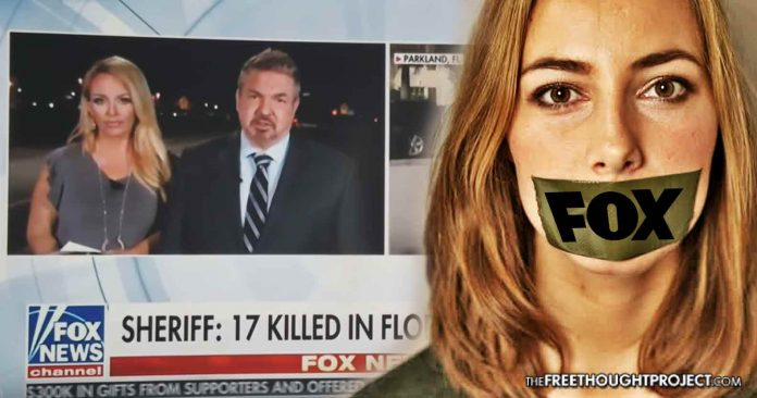 WATCH: FOX News Cuts Off Reporter When She Links Psychotropic Drugs to Florida Shooter