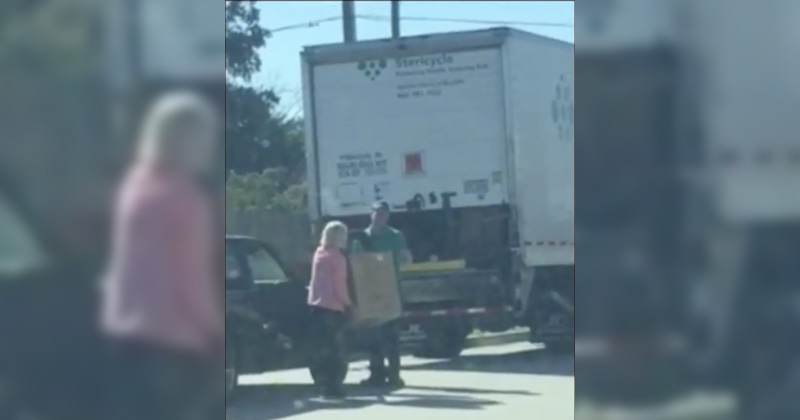 Caught on Video: SC Abortion Clinic Caught Selling Aborted Babies Out Of Car