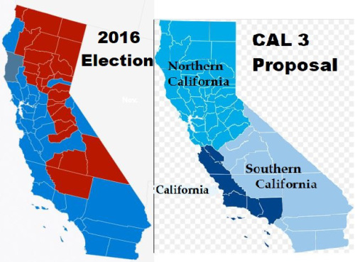 Paint It Blue: California's Clever Agenda To Grab 6 U.S. Senate Seats