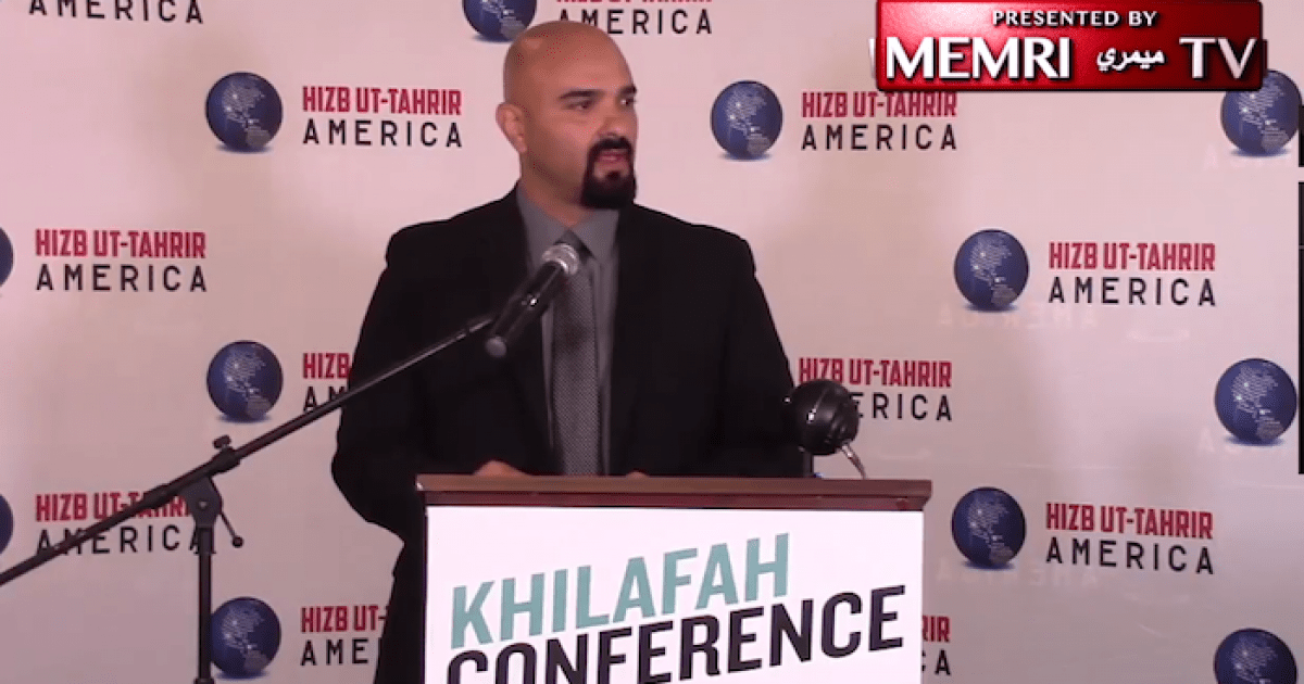 "Illinois: Muslim Leader: ""Everything We Represent Goes In Total Contradiction To What The West Represents"""