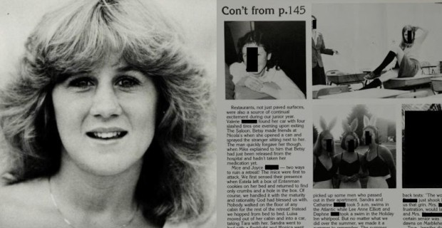 Bombshell: Kavanaugh Accuser's Salacious High School Yearbooks Scrubbed From The Internet