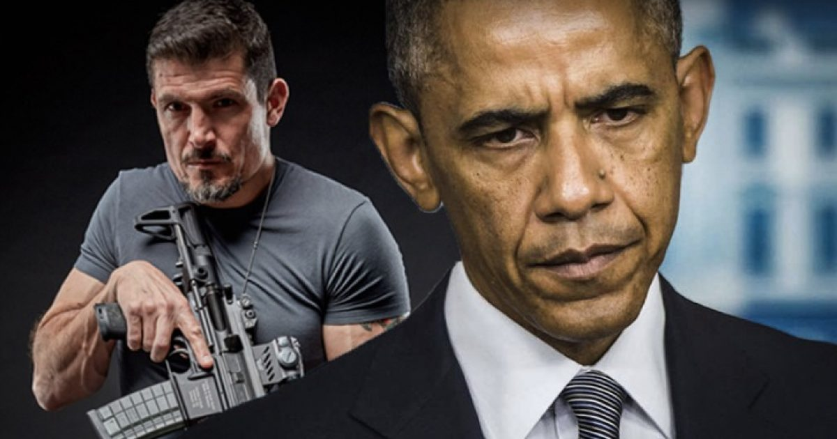 Benghazi Hero: I'm Not Going To Let Barack Hussein Obama Rewrite The History Of Benghazi